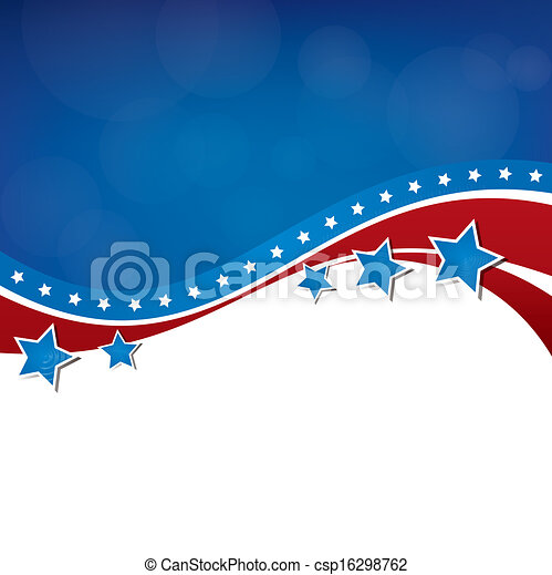 Stars and Stripes - csp16298762