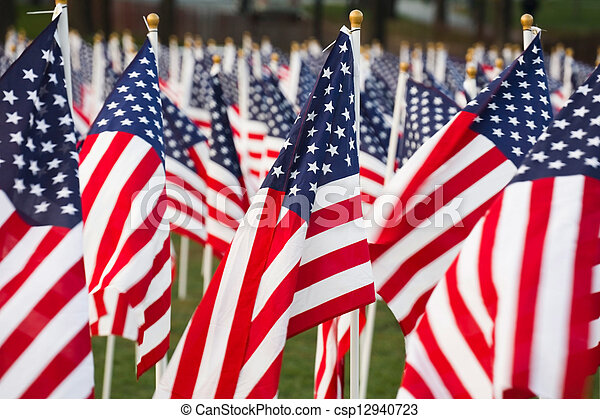 Stars and stripes - csp12940723