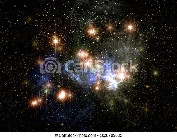 stars ans space - csp0709635