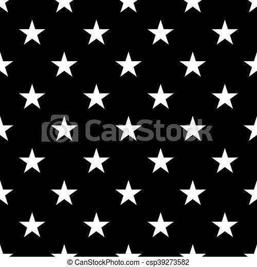 stars seamless pattern small white stars seamless pattern black