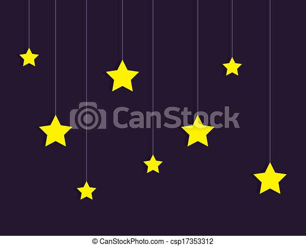 Stars Strings - csp17353312