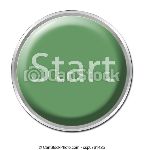 Start Button - csp0761425