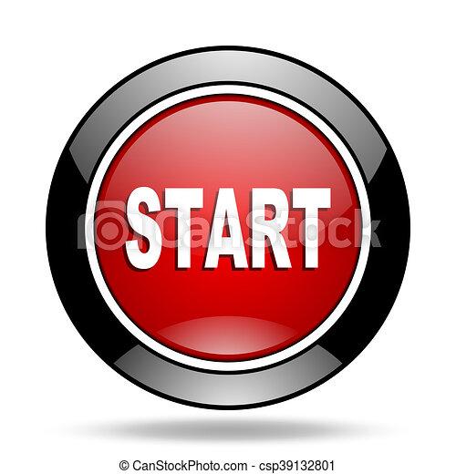 start icon - csp39132801