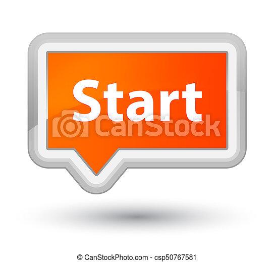 Start prime orange banner button - csp50767581
