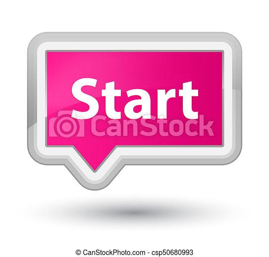 Start prime pink banner button - csp50680993