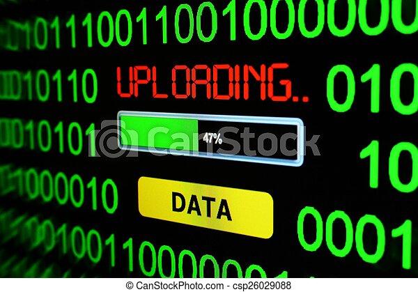 Daten Hochladen