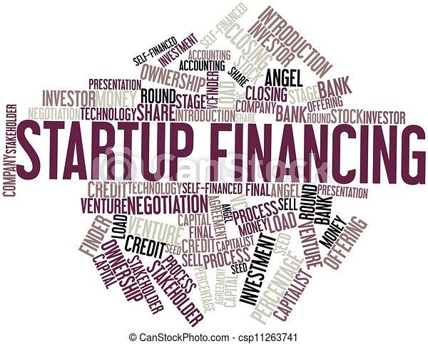 Startup Financing - csp11263741
