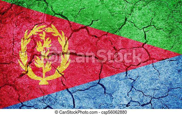 State of Eritrea flag - csp56062880