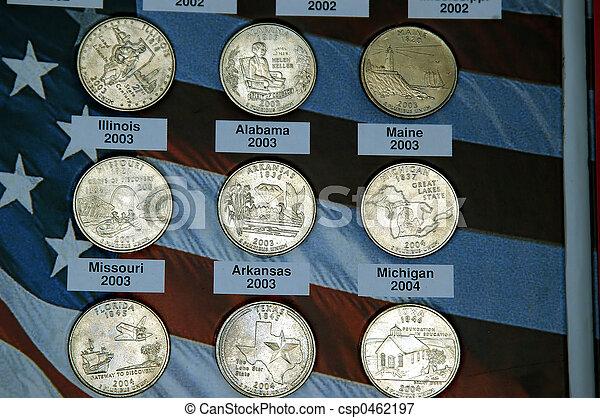 State Quarters - csp0462197