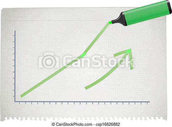 Statistics graphic - csp16826882