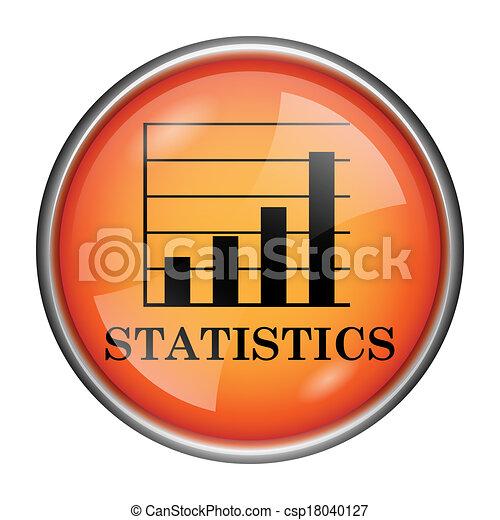 Statistics icon - csp18040127