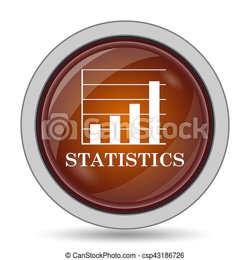 Statistics icon - csp43186726