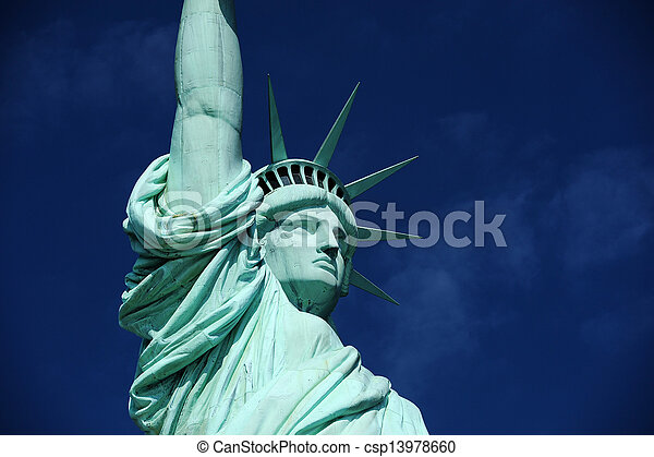 590c6d4a8eae5 Statue of liberty face. A face of the famous liberty statue from new ...