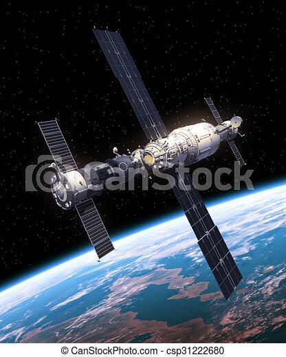 stazione, spazio - csp31222680