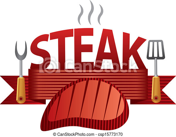steak badge vectors illustration search clipart drawings and eps rh canstockphoto com clipart smoke clip art stick figure