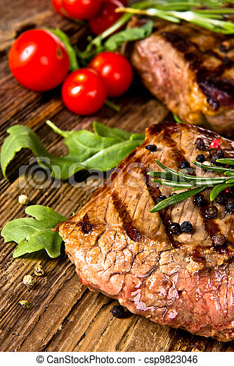 Steak - csp9823046