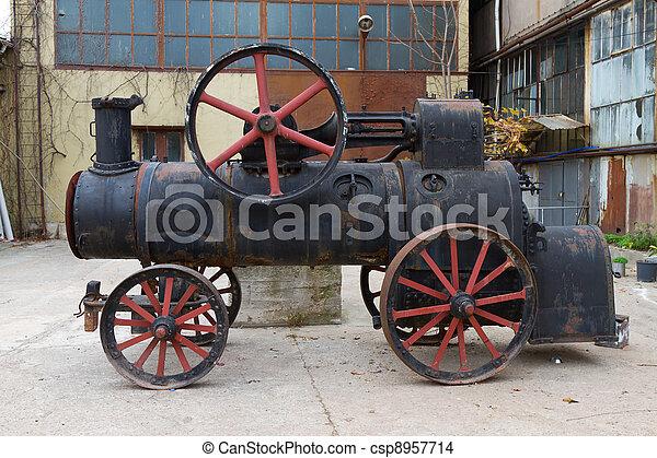 Steam Car - csp8957714