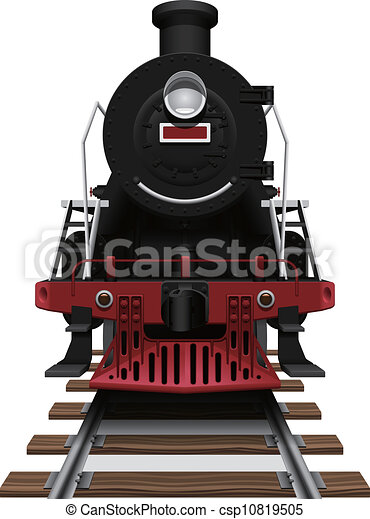 steam locomotive - csp10819505