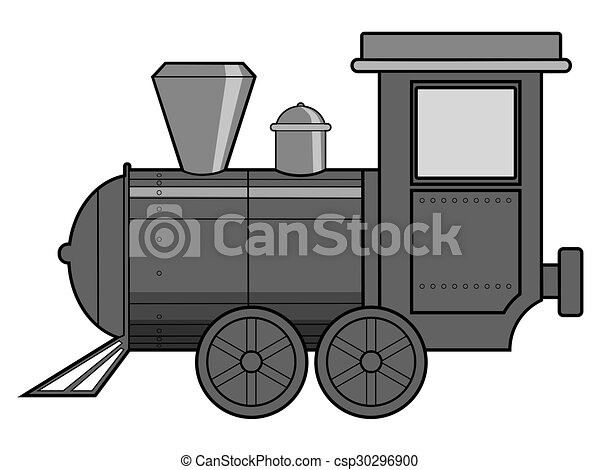 steam train - csp30296900