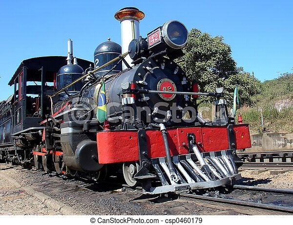 Steam Train - csp0460179