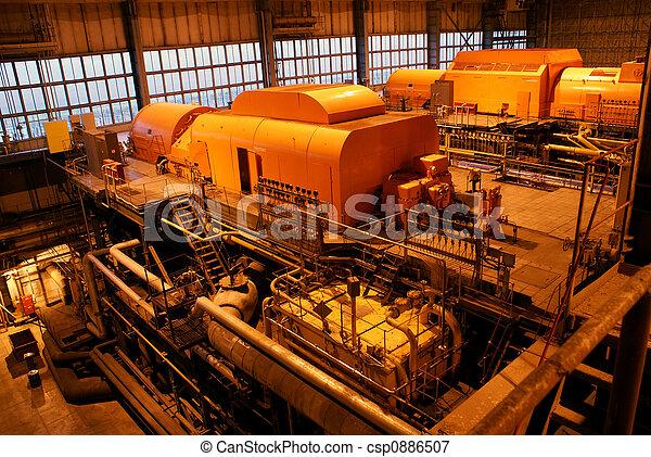 steam turbine - csp0886507