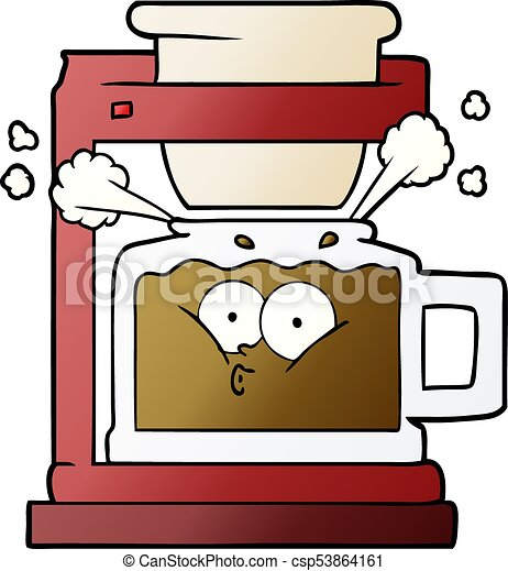 Hot Coffee Pot Clip Art Images Gallery