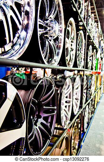 steel alloy car disks - csp13092276
