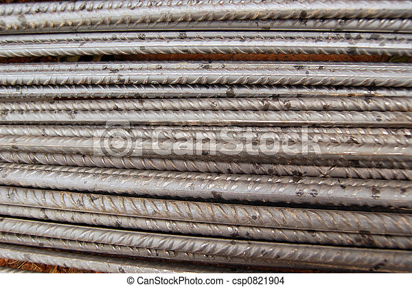 steel bars - csp0821904