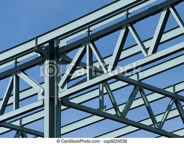 Steel Construction Frame - csp9224536