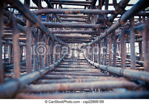 Steel construction - csp22868189