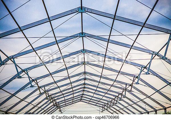Steel Construction - csp46706966