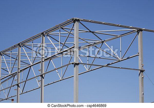Steel construction - csp4646869