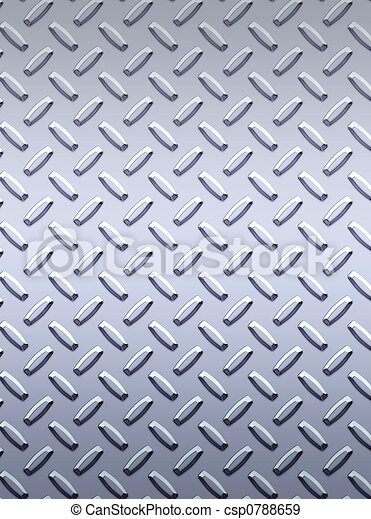 steel diamond plate  - csp0788659