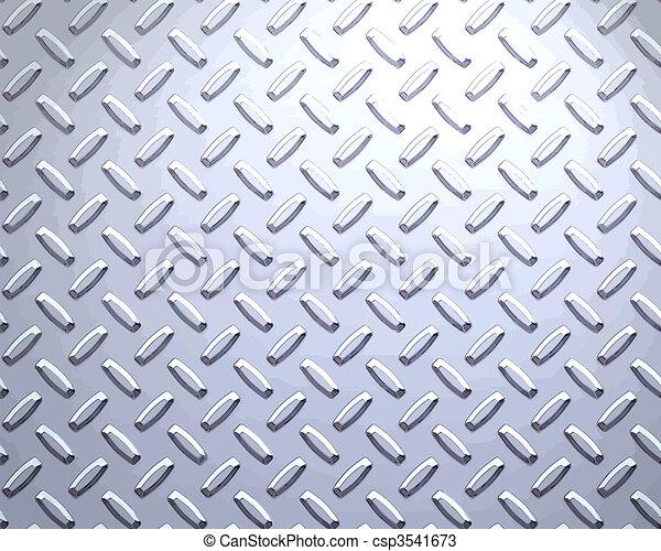 steel diamond plate  - csp3541673