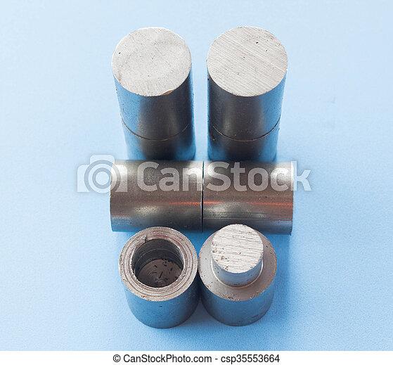 Steel door hinges - csp35553664