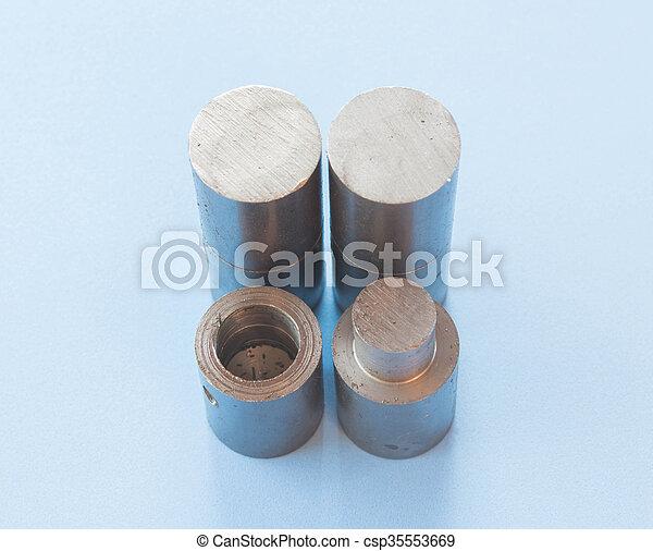 Steel door hinges - csp35553669