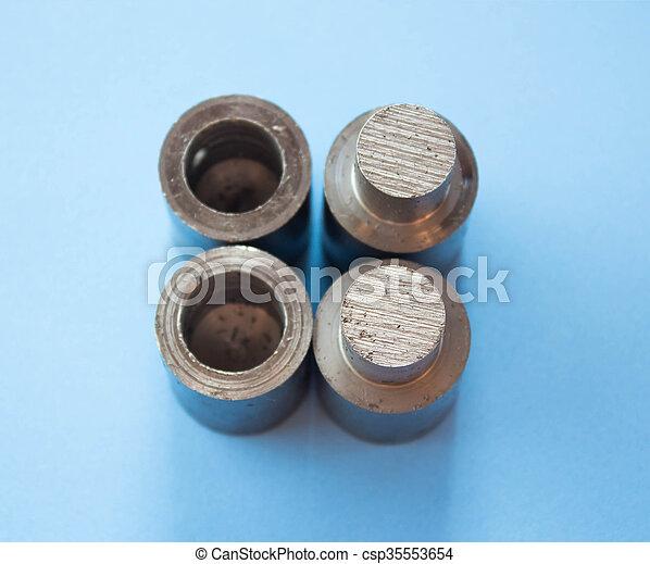 Steel door hinges - csp35553654