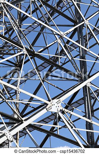 Steel framework - csp15436702