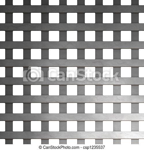 Steel Grate Mesh - csp1235537