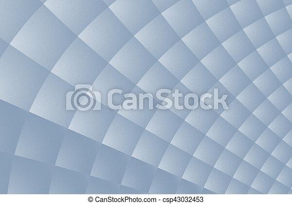 Steel grey matte fractal background - csp43032453