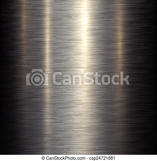 Steel metal background - csp24721881