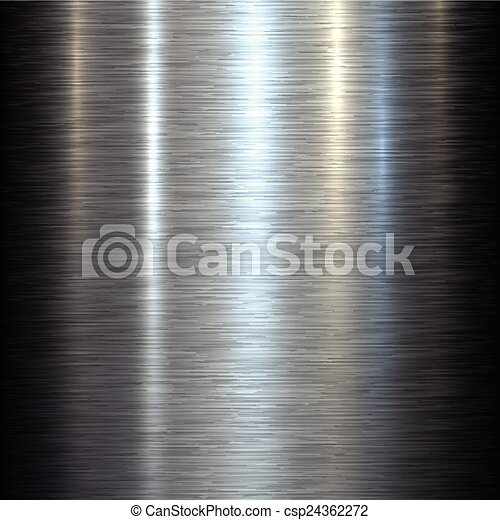 Steel metal background - csp24362272