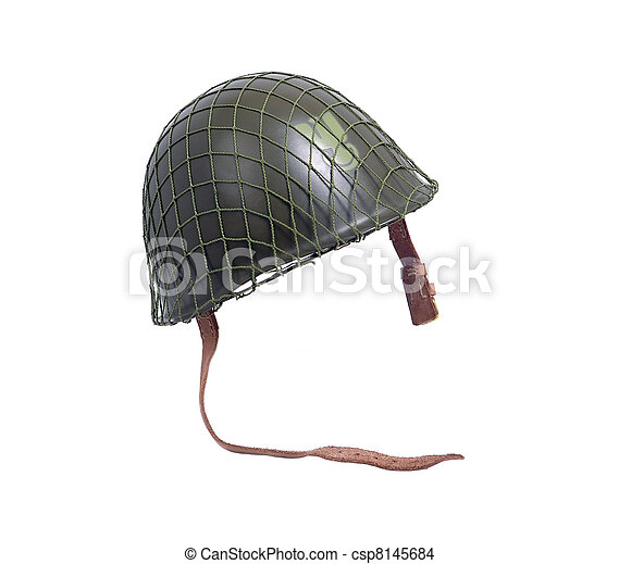 steel military helmet - csp8145684