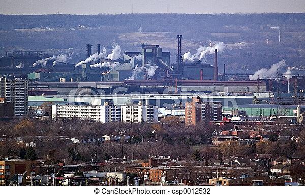 Steel Mill - csp0012532