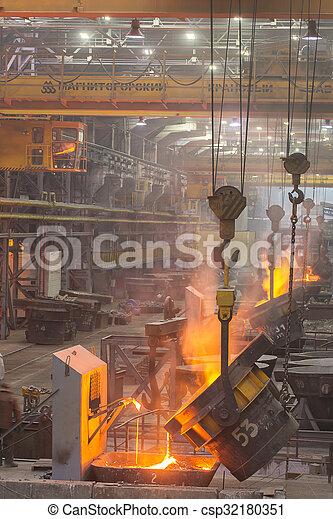 Steel plant - csp32180351