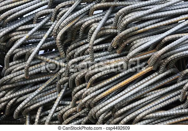 Steel Reinforcement - csp4492609