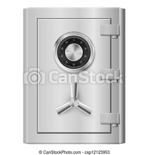 Steel safe - csp12123953