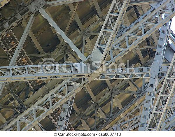 steel structure - csp0007718