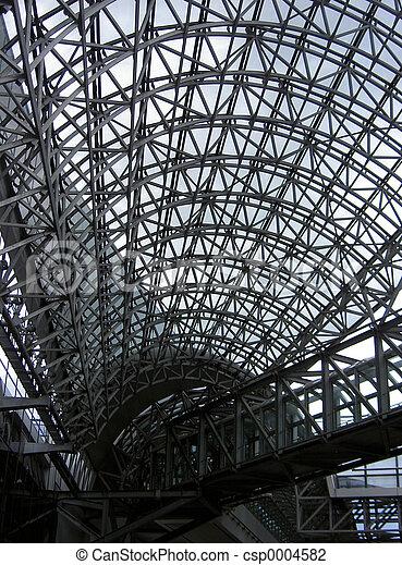 Steel structure - csp0004582