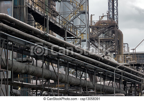 Steelworks - csp13058391